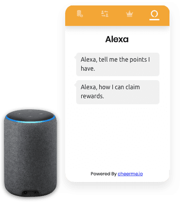 CheerMe - Alexa Integration